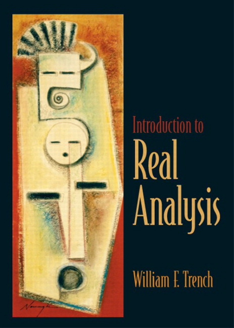Logo for Introduction To Real Analysis